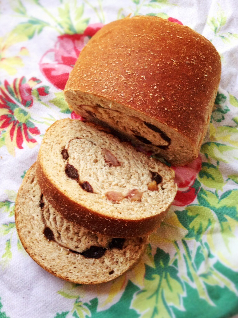 Cinnamon Raisin Bread - Loaf